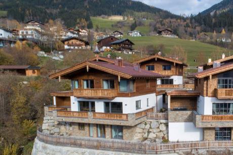 vakantiehuis Rossberg Hohe Tauern Chalets 6 in Neukirchen