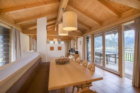 vakantiehuis Chalets im Wald in Wald-Königsleiten
