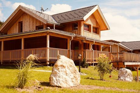 vakantiehuis Chalet Murmeltierhütte in Hohentauern