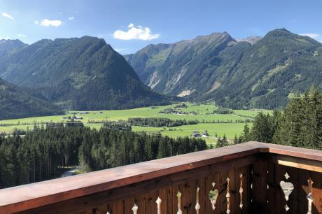 vakantiehuis Rossberg Hohe Tauern Chalets 6 Sauna in Neukirchen