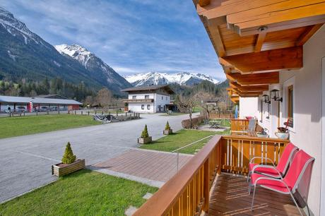 vakantiehuis Appartement 2 in Wald im Pinzgau