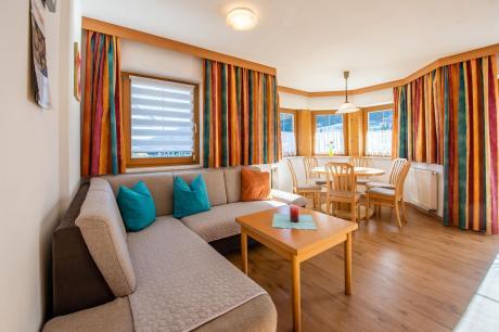 vakantiehuis Appartement 4 in Wald im Pinzgau
