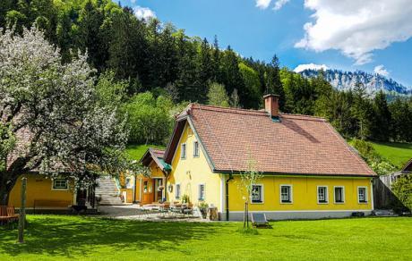 vakantiehuis Mürzsteg in Mürzsteg