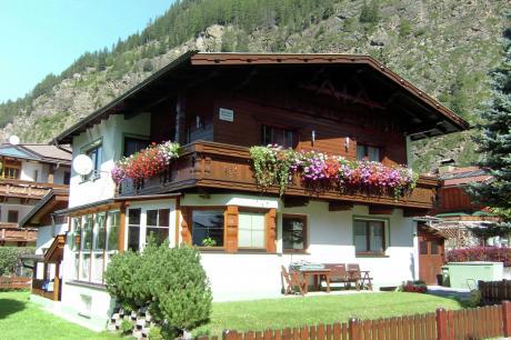 vakantiehuis Prantl in Längenfeld