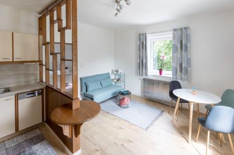 vakantiehuis Apartment Nord in Kötschach