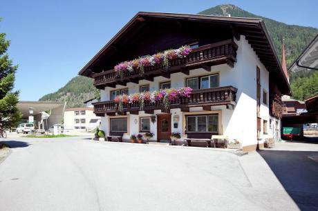 vakantiehuis Wilhelmshof in Längenfeld