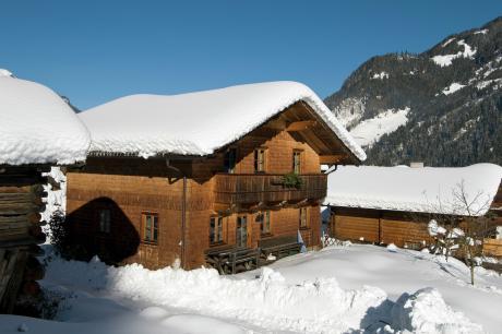 Chalet an der Piste Salzburgerland