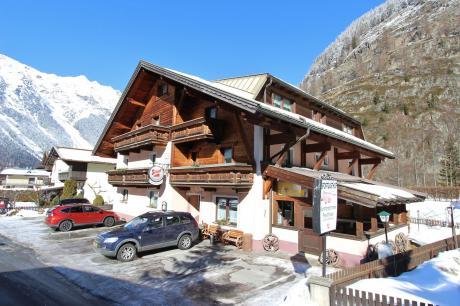 Chalet Huben S Tirol