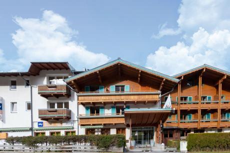 Zillertal Alpen A Salzburgerland
