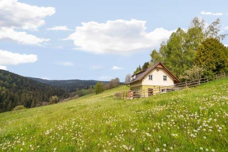 Schröllhütte Karinthië