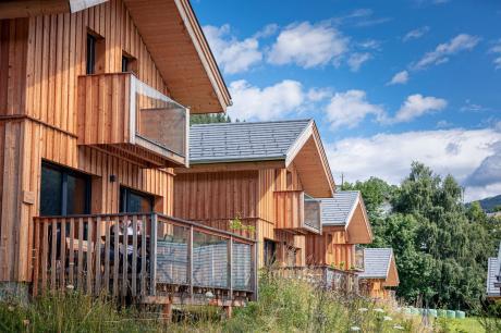 Bergeralm Chalet Wellness Tirol