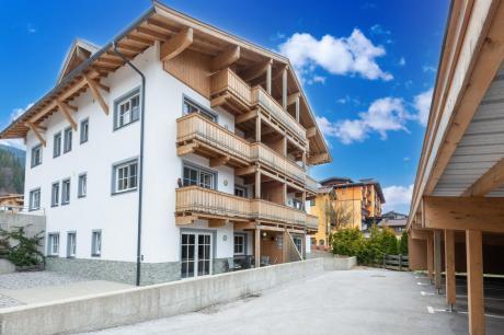 Residenz Edelalm Penthouse 6 Pers Tirol
