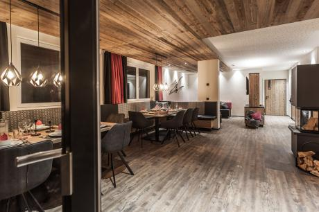Luxurious Montafon Chalet 2