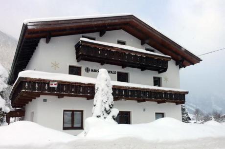 Haus Bergwald TOP 6 Tirol