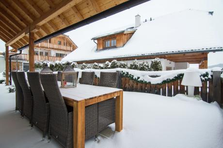 vakantiehuis Schneeweiss in Mauterndorf