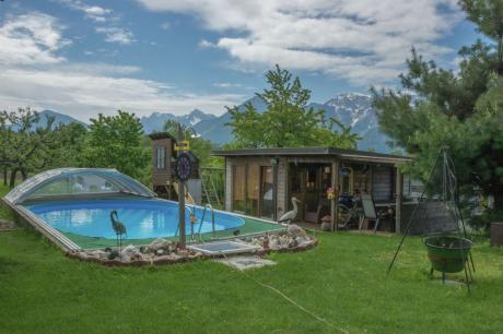 vakantiehuis Rosental in Ludmannsdorf