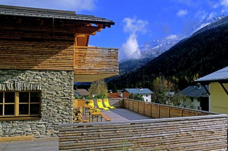 vakantiehuis Andreas in Sankt Anton am Arlberg