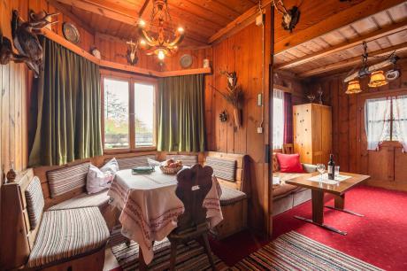 vakantiehuis Chalet Westermeyr in Mieming
