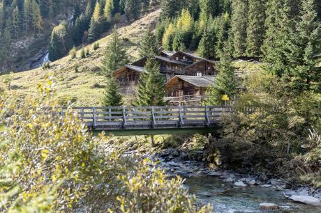 vakantiehuis Haus Niederegger in Matrei in Osttirol