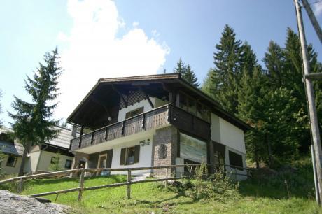 vakantiehuis Haus Zobernig in Nassfeld