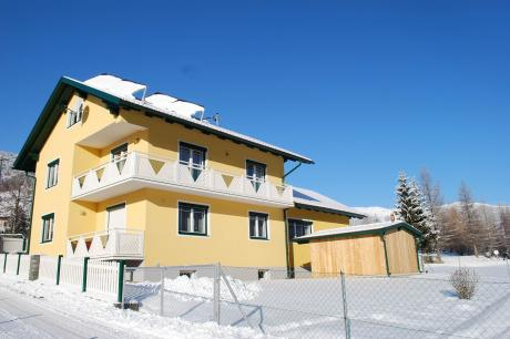 vakantiehuis Appartment Irmgard in Rennweg am Katschberg
