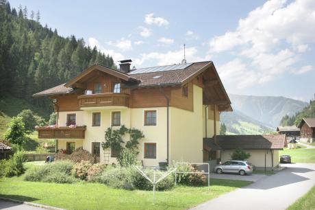vakantiehuis Fintinn in Hüttschlag
