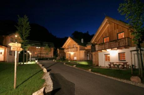 vakantiehuis Lodge Comfort in Altaussee
