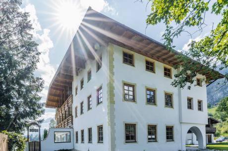 vakantiehuis Forellenhof in Angerberg