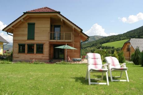 vakantiehuis Chalet Aineck in Sankt Margarethen im Lungau