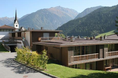 vakantiehuis Maisonnette im Wald in Wald-Königsleiten