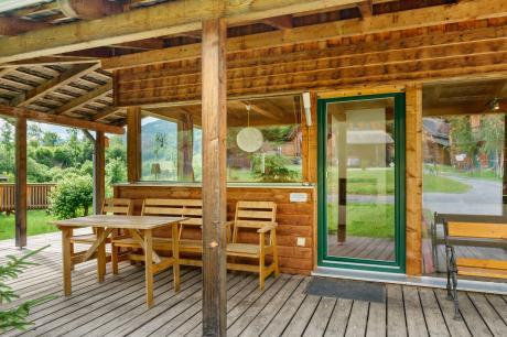 vakantiehuis Boja house in Sankt Georgen ob Murau