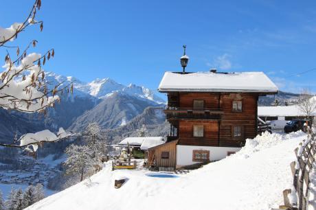 vakantiehuis Hofer Poschen in Wald-Königsleiten