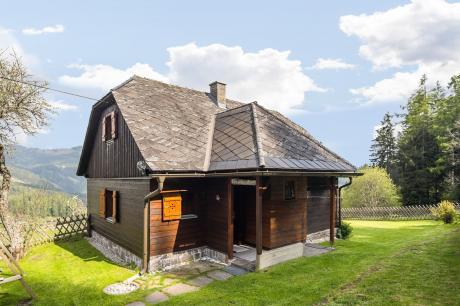 vakantiehuis Ferienhaus Bauer in Bad st. Leonhard-Kalchberg