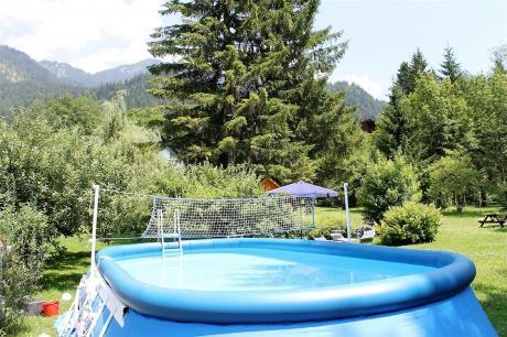 vakantiehuis Weissensee in Hermagor