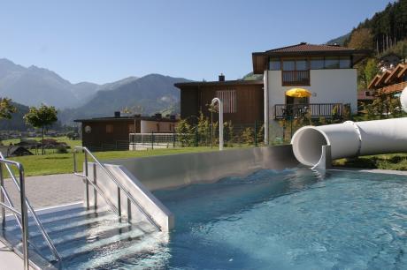 vakantiehuis Maisonette am Bad in Wald-Königsleiten
