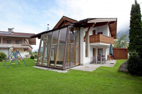 vakantiehuis Chalet am Ziller in Mayrhofen