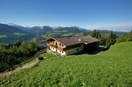 vakantiehuis Chalet Hohe Salve in Hopfgarten im Brixental