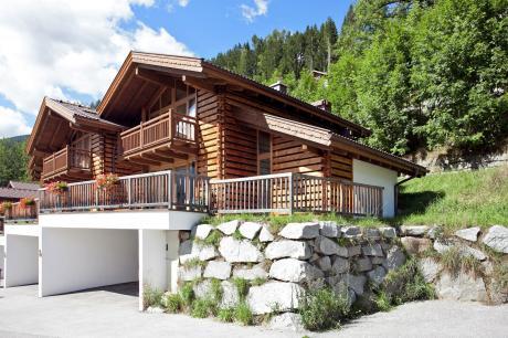 Drive in chalet Salzburgerland