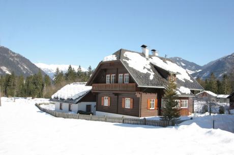vakantiehuis Almenblick in Kleblach - Lind