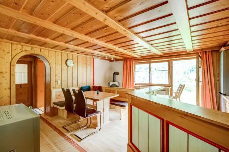 vakantiehuis Jacquelin in Silbertal