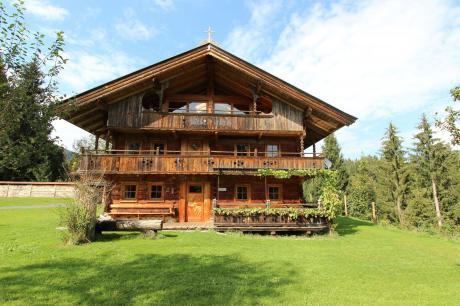 vakantiehuis Harpfen in Hopfgarten im Brixental