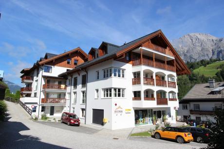 vakantiehuis Schatspitze in Leogang