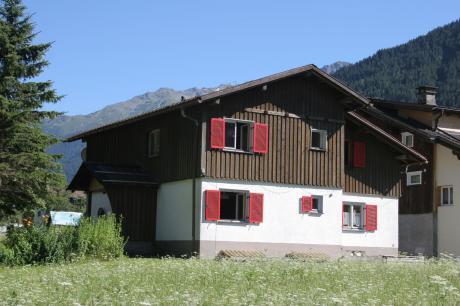 vakantiehuis Peter in St. Gallenkirch-Gortipohl