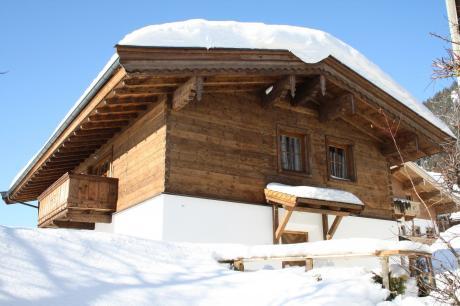 vakantiehuis Grießen in Leogang