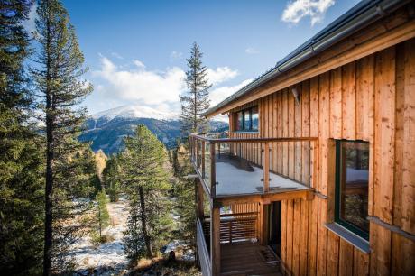 vakantiehuis Turracherhöhe 1 in Turracherhöhe