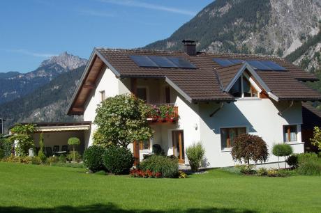 vakantiehuis Brigitte in Vandans