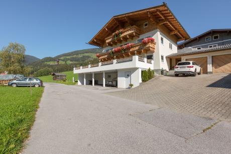 vakantiehuis Panoramablick in Hollersbach im Pinzgau