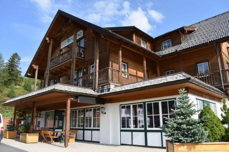 vakantiehuis Turrach Apartment Edelweiß in Turracherhöhe