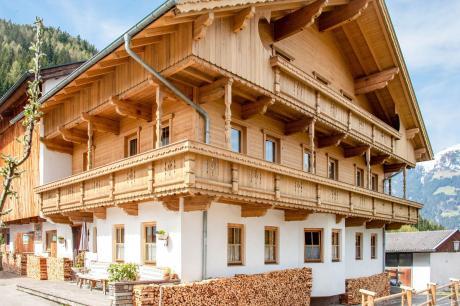 vakantiehuis Klammerhof M 10PAX in Hainzenberg