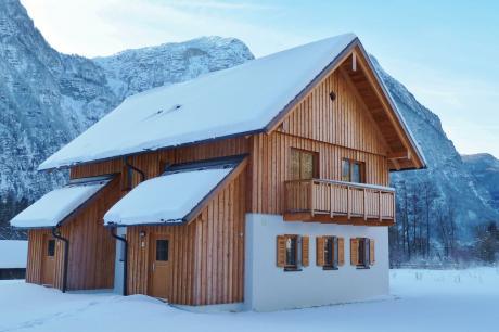 vakantiehuis Luxery Salzkammergut Chalet A in Obertraun